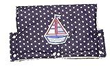 Kinderwagenmuff, Handwärmer, Kinderwagen Handschuh, Handmuff, Kinderwagen, maritim, Nordsee, Buggy Handschuh, C-Fashion-Design (Blau Wal)