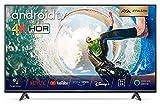 iFFALCON 43K610 LED Fernseher 43 Zoll (108 cm) Smart TV (4K Ultra HD, MEMC, Dolby Vision, Android TV, inklusive Sprachfernbedienung, Prime Video, Google Assistant und Alexa)
