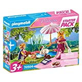 PLAYMOBIL Princess 70504 Ergänzungsset Prinzessin, Für Kinder ab 3 Jahren
