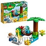LEGO 10879 DUPLO Jurassic World Dino-Streichelzoo