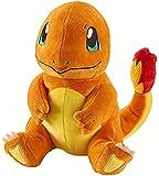 Auswahl Pokemon Plüsch-Figuren | 20 cm Plüsch-Tier | Stofftier | Kuscheltier, Plüsch:Glumanda sitzend