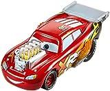 Disney Cars GFV34 - XRS Xtreme Racing Serie Dragster Rennen Die-Cast Spielzeugauto Lightning McQueen, Spielzeug ab 3 Jahren