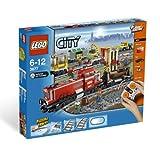 Lego 3677 - City: Güterzug mit Diesellokomotive