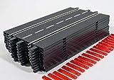 Carrera Digital132/124/Evo/Exc Gerade (10 Stück) Neu/STP