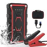 Auto Batterie Starthilfe Power Bank 1600A Auto Starthilfe Gerät 12V Fahrzeug Notfall Booster Auto Ladegerät Jump starten