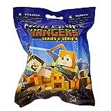 Just Toys JTMIN-3502 Minecraft Hangers Serie 4, 1 Sammelfigur von 10, Mysterypack, 5 bis 7 cm