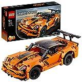 Technic Lego Chevrolet Corvette ZR1 Supecar 42093 Bauset, Neu 2019 (579 Teile)