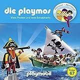 Die Playmos - Folge 67: Viele Piraten und eine Schatzkarte (Das Original Playmobil Hörspiel)