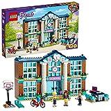 LEGO 41682 Friends Heartlake City Schule, Spielzeug ab 6 Jahre für Mädchen und Jungen mit Mini Puppen