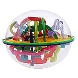 chiwanji 299 Levels Labyrinth Puzzle Ball 3D Labyrinth Intellekt Zauberwürfel Kinderspielzeug Geschenk - 299 Levels