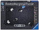 Ravensburger Puzzle 15260 - Krypt Puzzle Schwarz - Schweres Puzzle für Erwachsene und Kinder ab 14 Jahren, mit 736 Teilen