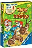 Ravensburger 21403 - Tiere und ihre Kinder - Kinderspiel, Tierwelt kennenlernen - für 1-4 Spieler ab 2 Jahren