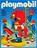 Playmobil 3491 Vintage Feuerwehr 1980
