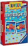 Ravensburger 23103 - Kinder memory, der Spieleklassiker für die ganze Familie, Merkspiel für 2-8 Spieler ab 4 Jahren
