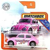 Matchbox 1962 Volkswagen Beetle MBX Costal 86/100 2020 Short Card