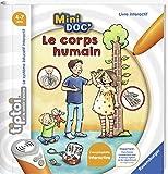 Ravensburger tiptoi® – Interaktives Buch – Mini Doc'– Der menschlichen Körper – ab 4 Jahren – 00 030