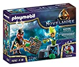 PLAYMOBIL Novelmore 70747 Violet Vale - Magier der Pflanzen, Ab 4 Jahren