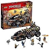 LEGO 70654 Ninjago Drachen-Fänger