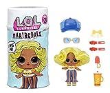 LOL Surprise Hairgoals. Surprise Puppe mit bürstbarem Haar und 15 Überraschungen. Lustiger Farbwechsel und modische Accessoires. Hairgoals Serie 2. Sammlerpuppen für Kinder ab 3 Jahren