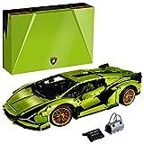 LEGO Technic 42115 Lamborghini Sián FKP 37 grün metallic (3696 Teile)