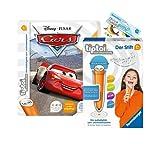 tiptoi Ravensburger Buch 4-7 Jahre   Disney Cars + Ravensburger 00801 Stift - mit Aufnahmefunktion