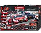 Carrera GO!!! PLUS DTM Speed Record 20066009 Autorennbahn Set