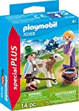 PLAYMOBIL 70155 Special Plus Kinder mit Kälbchen, bunt