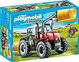 PLAYMOBIL Country 6867 Riesentraktor mit Spezialwerkzeugen, Ab 4 Jahren