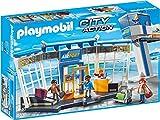 PLAYMOBIL City Action 5338 Flughafen mit Tower, Ab 4 Jahren