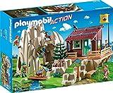 PLAYMOBIL City Life 9126 Kletterfels mit Berghütte, Ab 4 Jahren