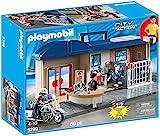 Playmobil 5299 - Mitnehm-Polizeizentrale