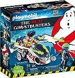 PLAYMOBIL Ghostbusters 9388 Stantz mit Flybike, Ab 6 Jahren