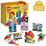 LEGO Classic 10703 'Kreativ-Bauset Gebäude Konstruktionsspielzeug, bunt