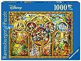 Ravensburger Puzzle 15266 - Die schönsten Disney-Themen - 1000 Teile Puzzle für Erwachsene und Kinder ab 14 Jahren, Disney Puzzle
