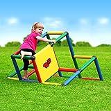 My first QUADRO | Klettergerüst für drinnen und draußen | Fördert Entwicklung von Kindern | Beliebig modular & erweiterbar | 6 Jahre Garantie | 12 bis 24 Monate