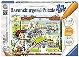 Ravensburger tiptoi Puzzle 'Beim Kinderarzt' - 0523 / Entdecken & Erleben: Abwechslungsreiches Motorikspiel für Kinder von 5-8 Jahre, 100 Teile