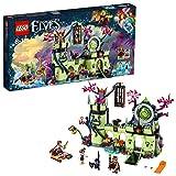 Lego Elves 41188 - 'Ausbruch aus der Festung des Kobold-Köni Konstruktionsspiel, bunt