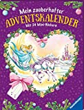 Mein zauberhafter Adventskalender: Mit 24 Mini-Büchern (Ravensburger Minis)
