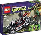 LEGO 79101 - Teenage Mutant Ninja Turtles, Shredders Turbobike