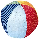 SIGIKID 49581 Softball groß Baby Activity PlayQ Mädchen und Jungen Babyspielzeug empfohlen ab 3 Monaten mehrfarbig