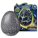 Dragons Ohnezahn Babydrachen Ei, Hatching Dragon, Ohnezahn zum Ausbrüten, Soundeffekte, Kopf - und Bauchsensoren, interaktiv