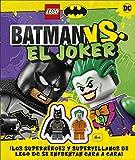 LEGO® Batman vs. El Joker: ¡Los superhéroes y supervillanos de LEGO® DC se enfrentan cara a cara! (LEGO | DC Superheroes)