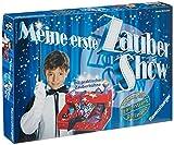 Ravensburger 21939 - Meine erste Zaubershow, Zauberkasten für Kinder, Zaubertricks für Einsteiger ab 6 Jahren, mit Zauberbühne