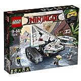 LEGO Ninjago 70616 Zane's Eis-Raupe Konstruktionsspielzeug