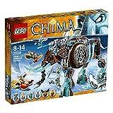 LEGO 70145 - Legends of Chima Maulas Eismammuth