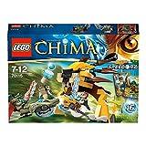 LEGO 70115 - Legends of Chima - Ultimatives Speedorz Turnier