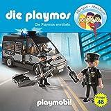 Die Playmos - Folge 46: Die Playmos ermitteln (Das Original Playmobil Hörspiel)