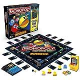 Monopoly Arcade Pac-Man, Monopoly Brettspiel für Kinder ab 8 Jahren, inklusive Bank- und Arcade-Automat