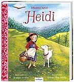 Heidi: Der große Klassiker als neu gestaltetes Vorlesebuch