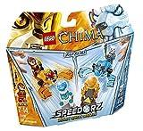 LEGO 70156 - Legends of Chima Speedorz Feuer gegen EIS